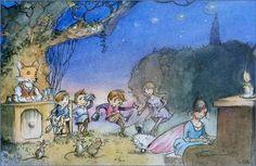 Elf Dance by GabrielEvans
