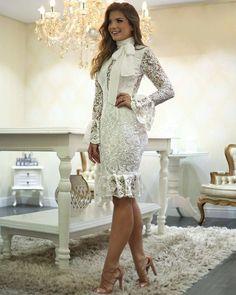 I soooo want this dress! Designer Party Dresses, Cheap Party Dresses, Party Dresses Online, Girls Party Dress, Chic Dress, Dress Skirt, Stunning Christmas Party Dresses, Autumn Fashion Curvy, Casual Dresses