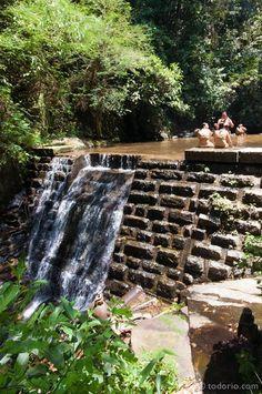 Represa do Quebra - Parque Nacional da Tijuca Rj