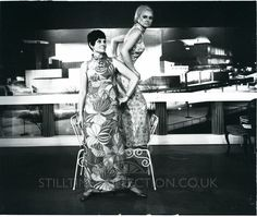 Butlins, Young Models, White Photography, Vintage Black, 1960s, Competition, Glamour, Cheese