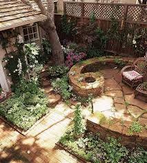Bildergebnis für garten sitzecke mauer | garten und terrasse ...