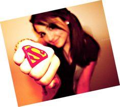 """SUPERMAN!!!!!!!!!!"""