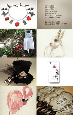 We're All Mad Here by Julie on Etsy--Pinned with TreasuryPin.com