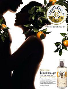 Images de Parfums - Roger & Gallet : Bois d'orange