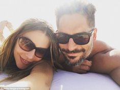 'We will never forget this place!' Newlyweds Sofía Vergara and Joe Manganiello shared beac...