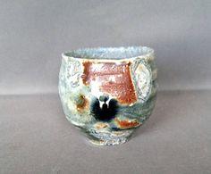 Gorgeous Guinomi (sake bowl) by the artist Masami Miyajima de la boutique NOEMASA sur Etsy