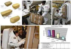 - by Travis Baldwin Cardboard Model, Space Architecture, Design Model, Nasa, Packaging Design, The Incredibles, Design Packaging, Package Design