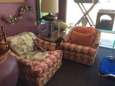 Edward Wormly chairs for Dunbar. Armchair, Chairs, Retro, House, Furniture, Home Decor, Sofa Chair, Single Sofa, Decoration Home