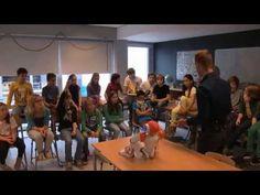 Een robot als leermiddel en leerobject in het onderwijs - Edukator