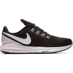 first rate 54e31 148c2 Women s Nike Air Zoom Structure 22 (Black Vast Grey)