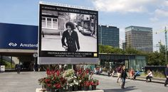 Amsterdam Press Release : The Jacksons to honor Michael Jackson on the Mahlerplein Zuidas in Amsterdam
