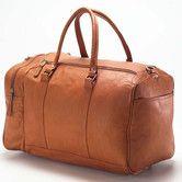 "Found it at Wayfair - Vachetta 20"" Leather Travel Duffel"