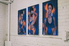 Detroit Art, Museum Of Contemporary Art, Home Art, Life Is Good, Art Gallery, Marketing, Artist, Murals, Blog