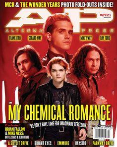 AP 272.1 // March 2011 // My Chemical Romance