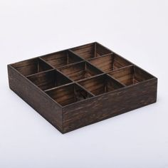 Our 9 Compartment Wooden Craft or DIY Open Storage Trays are perfect for creative buffet displays. Use them for decoration or serving sauces, drinks or appetizers! They are ready to decorate with paint or decoupage paper. Get more catering ideas from www.craftmill.co.uk Urban Home Decor, Diy Home Decor, Halloween Home Decor, Halloween House, Wooden Crafts, Paper Crafts, Wildlife Home Decor, Home Decoration Brands, Buddha Home Decor
