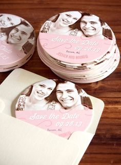 15 of the most creative save the dates!