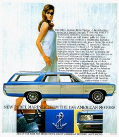 1967 Rambler Wagon