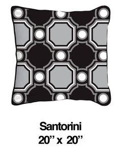 Santorini Black