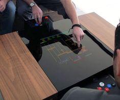Acrcade-Spiel-Tisch darumbinichblank.de