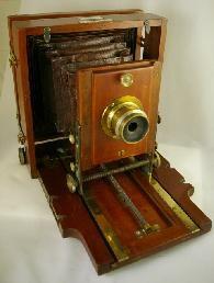 Antique Cameras- Instanograph