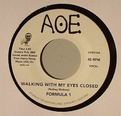 """#Formula 1 - #walking with my eyes #closed - vinyl (7""""),  View more on the LINK: http://www.zeppy.io/product/gb/2/181811382599/"""