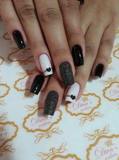 Melissa Películas Impressa 3d Nail Art, Art 3d, Nail Arts, Nails, Beauty, Nail Trends, Nail Colors, Gold Pattern, Nail Design