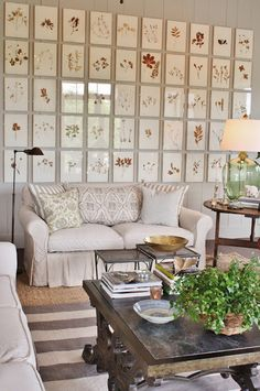 for the love of a house: the barn room dressed for summer