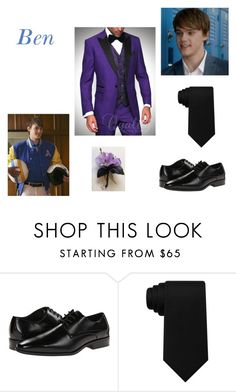 """""""Ben's Prom Night Outfit"""" by keih95 ❤ liked on Polyvore featuring Disney, Stacy Adams, Tommy Hilfiger, men's fashion and menswear"""