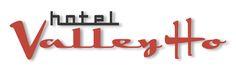 Hotel Valley Ho, Scottsdale AZ logo designed by Jeff Moss - Moss Creative, LLC