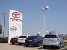 #Toyota Recalls 4. 3 Million #Vehicles Globally Over Faulty Air Totes And #Fuel Tanks