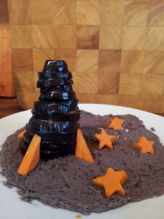 Ätbart rymdskepp av Lekfullt med Katarina Desserts, Food, Tailgate Desserts, Deserts, Essen, Postres, Meals, Dessert, Yemek