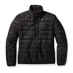 Patagonia Men's Nano Puff® Pullover- I wear it almost every day. Awesome piece!
