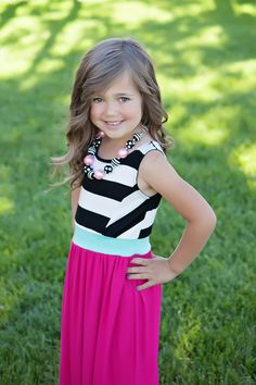 Ryleigh Rue Clothing by MVB - Girls Out For Fun Tank Maxi Fuchsia, $28.00 (http://www.ryleighrueclothing.com/new/girls-out-for-fun-tank-maxi-fuchsia.html/)