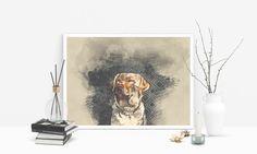 """Confira este projeto do @Behance: """"Labrador"""" https://www.behance.net/gallery/41788557/Labrador"""
