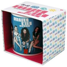 Little Mix licensed mug...available at www.popgifts.ie