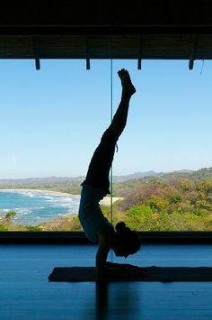 Yoga in Nosara, Costa Rica