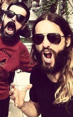 Jared and Tomo