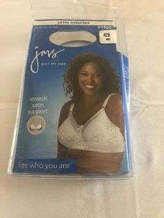 d502e6e3832 JMS Stretch Satin Support. New In Package. White. Size 42B.  fashion   clothing  shoes  accessories  womensclothing  intimatessleep (ebay link)