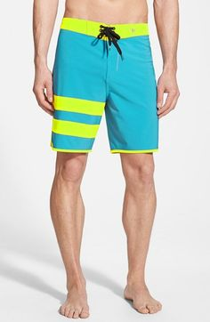Hurley  Phantom 60  Recycled Board Shorts available at  Nordstrom Mens  Boardshorts bbfe82af9d9