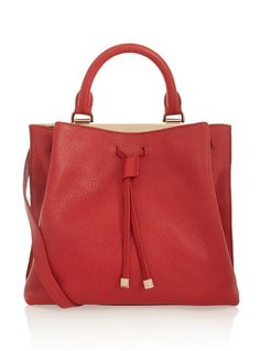 "10 Red Hot Accessories to Buy Yourself On Valentines Day: Mulberry ""Kensington"" bag  #InStyle"