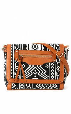 Tribal Shoulder Bag
