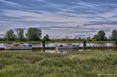 Fishing Boats by Sandy D. MacLean in WaterScenes on Salt Air Photos