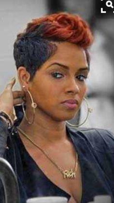 10 Lovely Short Hairstyles For Black Women Don T Miss Short