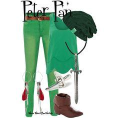 """""""Peter Pan"""" by kerogenki on Polyvore"""