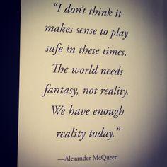 Alexander McQueen ❤