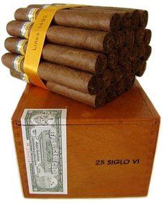 Cohiba Siglo Cigar Series