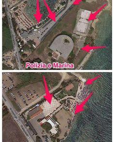 Lidi di carabinieri, polizia e Marina: cemento e passaggio vietato ai bagnanti. La legge è uguale per tutti? - Senza Colonne News - Quotidiano di Brindisi