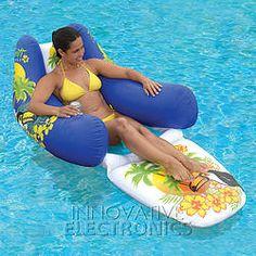 Sun Pleasure Tropical Tahiti Floating Lounge The Pool