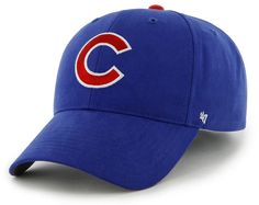 cefed152938 Chicago Cubs Youth Logo Adjustable Twill Hat by  47 Brand