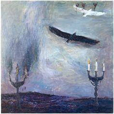 NANNA SUSI  Flight (2007) Modern Art, Contemporary Art, Art Story, Rare Birds, Visionary Art, Finland, Sculptures, Collage, Texture